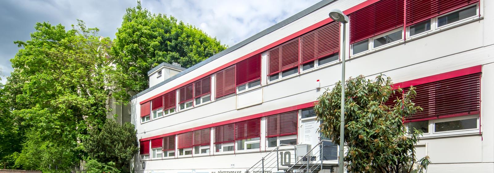 Ulm - Radiologie Praxis Parkstrasse